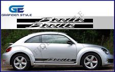 1 Paar VW BEETLE - Auto Seiten Aufkleber - Sticker - Decal - Car !<>!<>!