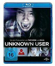 Unknown User  (inkl. Digital Ultraviolet) [Blu-ray] ... | DVD | Zustand sehr gut