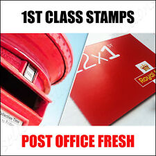 1st CLASS Stamps NEW x12 Royal Mail Postage Stamp First Book Sheet UK FAST POST