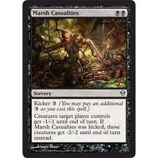 MTG ZENDIKAR * Marsh Casualties x2