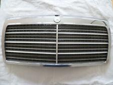 Mercedes-Benz W124 E-Class radiator grille (pre-1993)