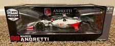 1:18 2020 Greenlight Marco Andretti #98 Andretti Autosport IndyCar Diecast