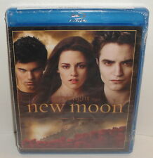 TWILIGHT NEW MOON BLU-RAY DISC - Brand New The Saga DVD HD 2010 NTSC