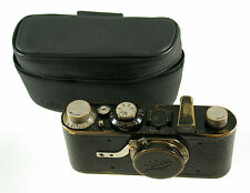 Orig. Leica Tasche Case Etui Leather Leder I Model A Elmar Elmax Anastigmat (7))