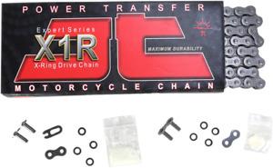 JT Chain JTC530Z3GS108RL Gold//Silver 530Z3 108-Link Super Heavy Duty X-Ring Drive Chain