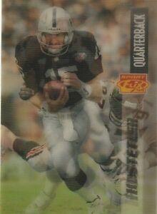 NFL Tradingcard Los Angeles Raiders Sport Flix 1995 Top Zustand