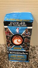 2019-20 Panini Chronicles NBA Basketball 15-card Value Pack Cello Fat Pack 2020
