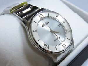 Citizen Collection Simple Adjust AS1060-54A Men's Watch New in Box