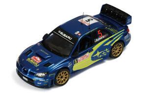 1/43 IXO RAM299 Subaru Impreza WRC 2008 Monte Carlo #5 Solberg & Mills : New