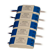 Premium Compact Transformer 3W-12W LED Driver Constant Current Top Quality UK