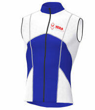 Polyester Regular Size Cycling Jerseys with Full Zipper