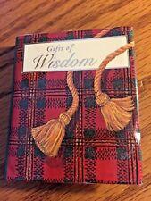 "Gifts of Wisdom Minibook 2.5"" x 3"" Heartland Samplers"