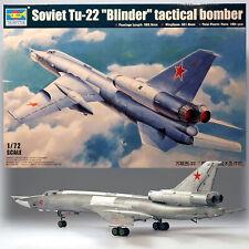 HOBBYBOSS 1/72 SOVIET TU-22 'BLINDER' TACTICAL BOMBER KIT 03225