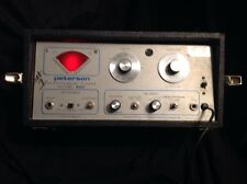 Vintage Peterson 520 Audio Visual Guitar Strobe Tuner