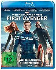 The Return of the First Avenger [Blu-ray] | DVD | Zustand gut