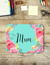 Mum Mouse Pad Easy Glide Non Slip Tough Neoprene Mothers Day Gift Ideas