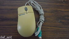 Microsoft X05-53748 IntelliMouse 1.3A PS/2 Trackball Mouse