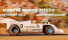 "PORSCHE 917 JODY SCHECKTER IROC PHOTO 1973 8x11"" CAN AM,911R,911RS,908,911,912"