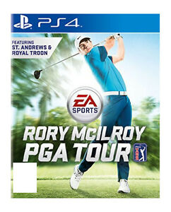 Rory McIlroy PGA Tour - PlayStation 4 2015 - Pre-Owned