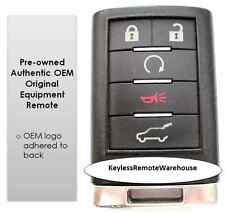 Escalade EXT CTS STS DTS keyless entry remote smart key starter OUC6000066 phob