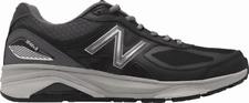 Men's New Balance 1540v3 Motion Running Sneaker Black/Castlerock