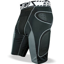 Planet Eclipse Overload Gen2 Slide Shorts XL X Large Slider Paintball Protection