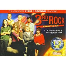 3rd Rock from the Sun: Complete First & Second Seasons (2012, 5-Disc.)NOW45%LESS