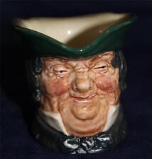 Royal Doulton Character Toby Jug Parson Brown Small D5529