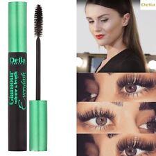Delia Cosmetics Glamour Volume & Length Everylash Mascara Thick Fiber Brush