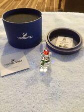 Swarovski Crystal Christmas Rocking Polar Bear 5393459 NIB