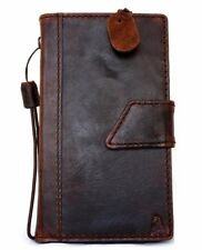 Genuine Real Leather Case for Samsung Galaxy Note 3 book wallet magnetic Davis
