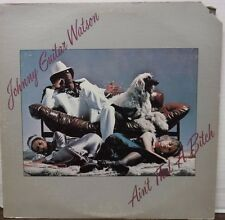 Johnny Guitar Watson Ain't that a bitch 33RPM PROMO DJLPA 3   010117LLE #2