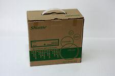Shuttle DS81 XPC Slim PC BAREBONE, Intel 1150 für 4 Generation (BR30F)