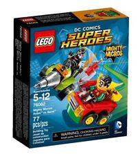 Lego 76062 DC Super Heroes Mighty Micros: Robin Vs Bane. Brand New.FREE P+P