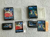 LOT FIRE EMBLEM 1 GAIDEN Nintendo Famicom NES FC JAPAN import Tested works F/S