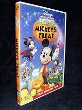 New listing Disney Mickey Mouse Clubhouse: Mickey's Treat (Dvd, 2007) Mint Disc•No Scratches