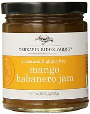 Mango Habanero Gourmet Jam