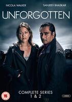 Unforgotten: Complete Series 1 & 2 DVD (2017) Nicola Walker cert 15 4 discs