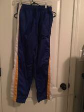 GTM Ladies Track Athletic Apparel Pants Sz L MultiColor Cheerleader Clothes