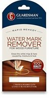 Guardsman Water Mark Remover Cloth - Erase White Rings & Haze Caused By Moisture