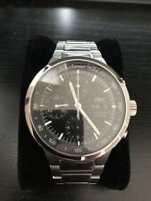 IWC 3707 GST Chronograph Automatic Stainless Mens Watch