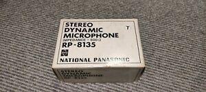 Vintage National Panasonic Microphone