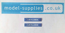 Dinky 308 Leyland Tractor Reproduction Stickers Set 300/2