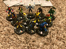 Heroclix 12 piece lot X-Men House of X 036 Rogue Emma Frost Cyclops Wolverine