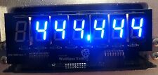 4X 7-Digit Replacement Display Kit for Bally/Stern Pinballs - Blue digits
