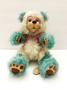 """Robert Raikes """"Gumdrop"""" Mohair Bear Numbered 28/750"""