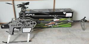 V-Helikopter T-REX 600 NITRO KIT Align Robbe KX016NOA 1-KX016NOA unvollständig