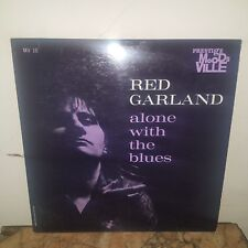 Red Garland Alone w/the Blues.Orig.1st.Press.Prestige Moodville.Ex.Barely Played