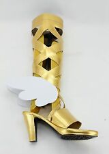 Panty & Stocking with Garterbelt Panty Cosplay Costume Boots Boot Shoes Shoe UK
