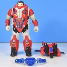 Cloudburst - Transformers Pretenders, 1988, missing whip, helmet and pistol